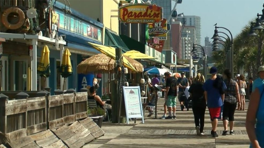 Census: Myrtle Beach is the second-fastest growing metropolitan area in the country, again